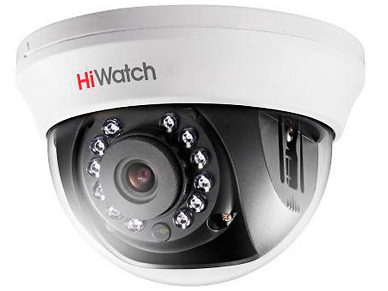 аналоговая камера hiwatch ds t251 2 8mm Аналоговая камера HiWatch DS-T101 2.8mm
