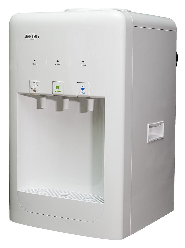 Кулер настольный Vatten D17WK 4429
