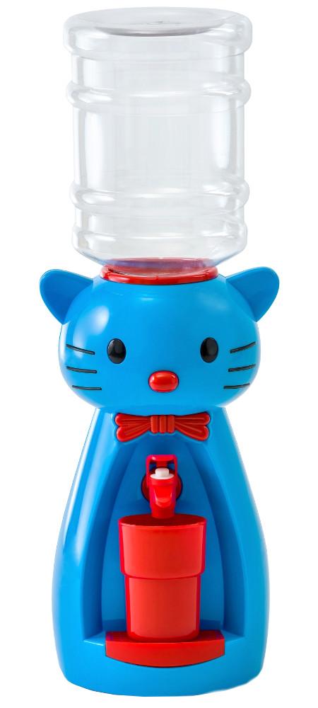 Кулер настольный Vatten Kids Kitty со стаканчиком Blue 4906