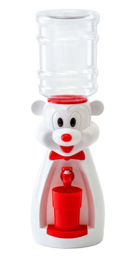 Кулер настольный Vatten Kids Mouse со стаканчиком White 4915