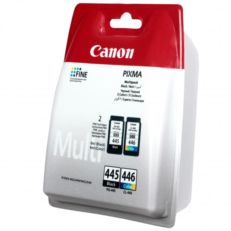 Картридж Canon PG-445/CL-446 MultiPack 8283B004