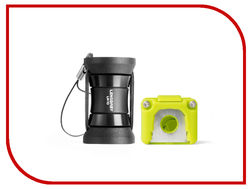 Купить Объектив Lensbaby LM-10 Sweet Spot Lens for Mobile + крепеж на iPhone 5S/5SE LBLM10-IPS 84645, LM-10 Sweet Spot Lens for Mobile + крепеж на iPhone 5S/5SE 84645, США