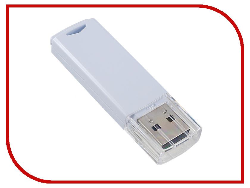 Купить USB Flash Drive 4Gb - Perfeo C06 White PF-C06W004, C06 PF-C06W004