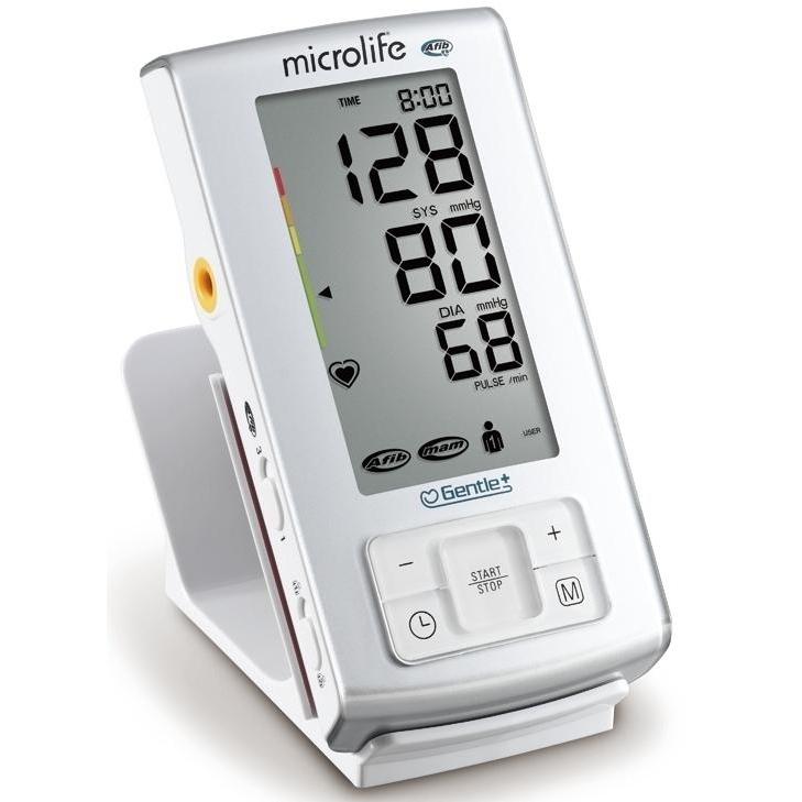 Тонометр Microlife BP A6 PC M-L + адаптер питания