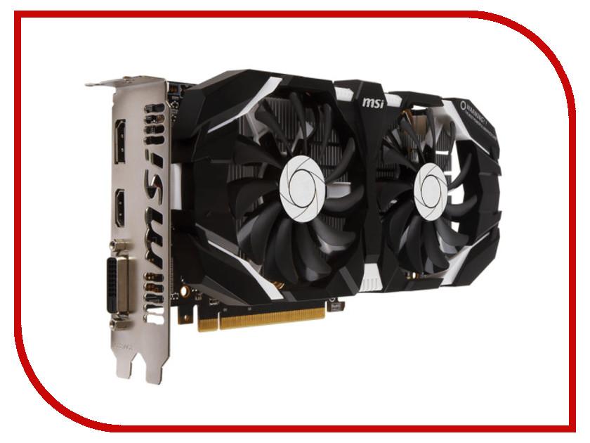 Купить Видеокарта MSI GeForce GTX 1060 1544Mhz PCI-E 3.0 3072Mb 8008Mhz 192 bit DVI HDMI HDCP GTX 1060 3GT OC