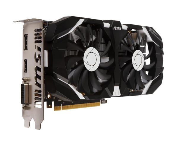 цена видеокарты gtx 650 Видеокарта MSI GeForce GTX 1060 1544Mhz PCI-E 3.0 3072Mb 8008Mhz 192 bit DVI HDMI HDCP GTX 1060 3GT OC