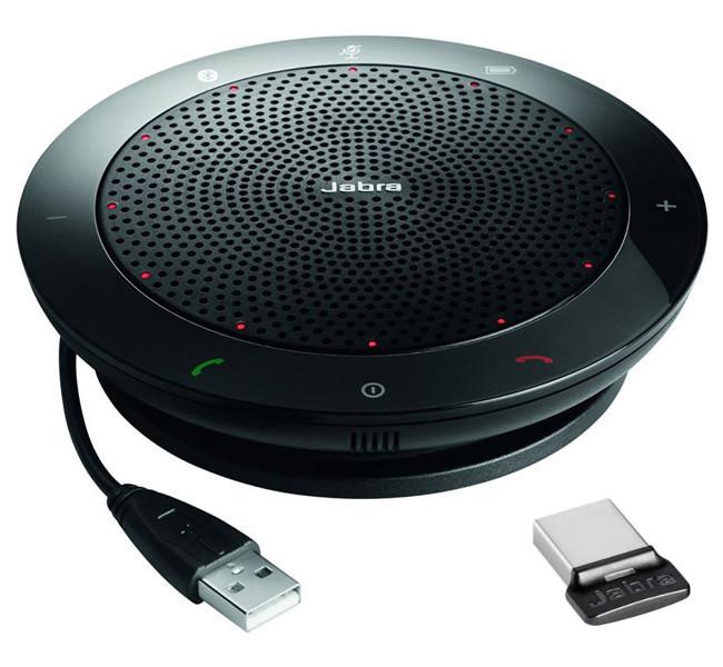 Купить VoIP оборудование Jabra Speak 510+ MS Bluetooth USB NC WB Link 360 MS 7510-309
