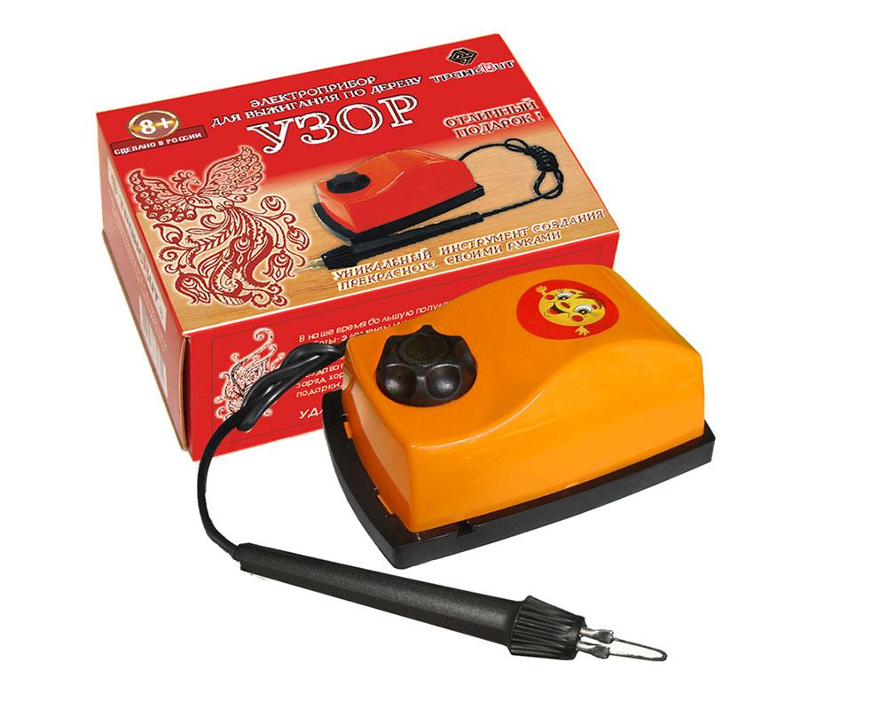 скарлетт аппарат для маникюра Аппарат для выжигания Трансвит Узор с функцией гильоширования