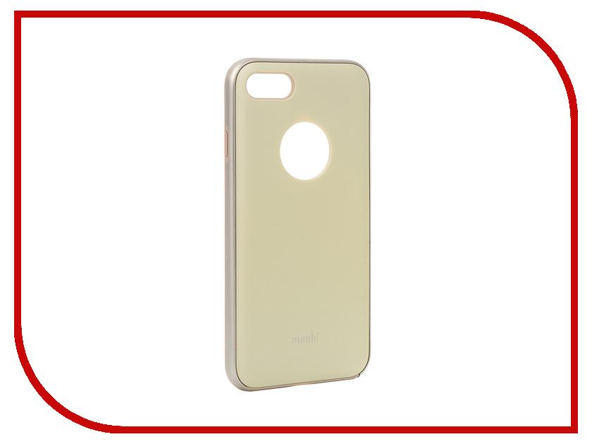 Купить Аксессуар Чехол Moshi для APPLE iPhone 7 iGlaze Mellow Yellow 99MO088721