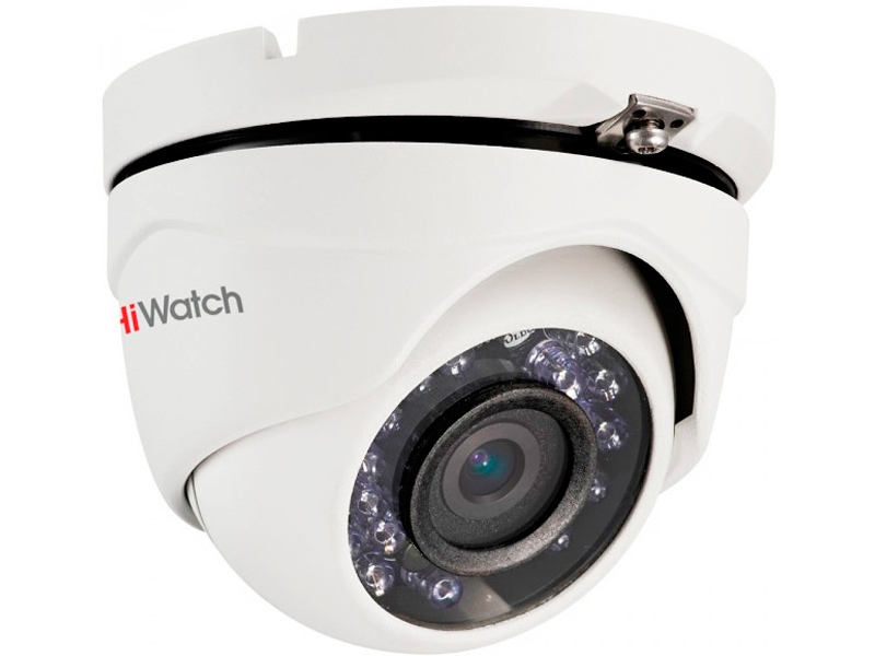 аналоговая камера hiwatch ds t251 2 8mm Аналоговая камера HiWatch DS-T103 2.8mm
