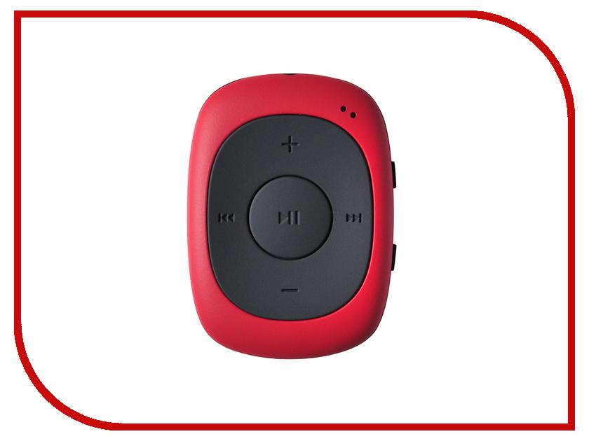 Купить Плеер Digma C2L - 4Gb Red