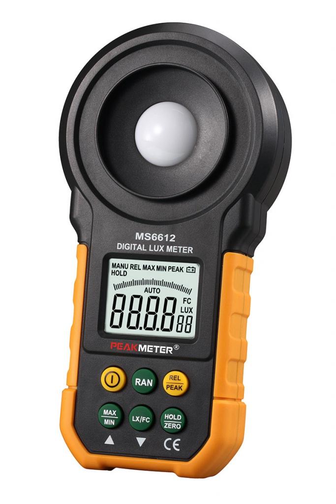 измеритель глубины протектора шин автостоп ab 90100 chrome Измеритель освещенности PeakMeter MS6612