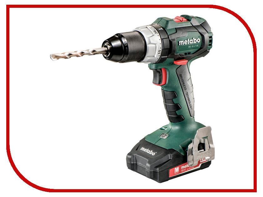 Купить Электроинструмент Metabo BS 18 LT BL 60Hm 602325550, Германия