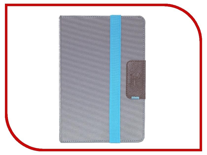 Купить Аксессуар Чехол for PocketBook 614/615/624/625/626/640 Snoogy Cloth Grey SN-PB6X-GR-OXF