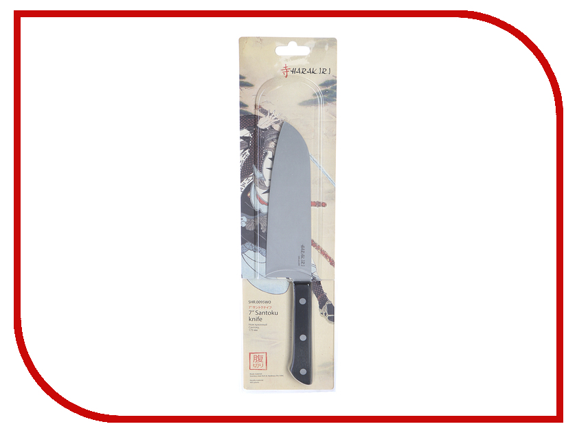 Купить Нож Samura Harakiri SHR-0095WO - длина лезвия 175mm, Япония