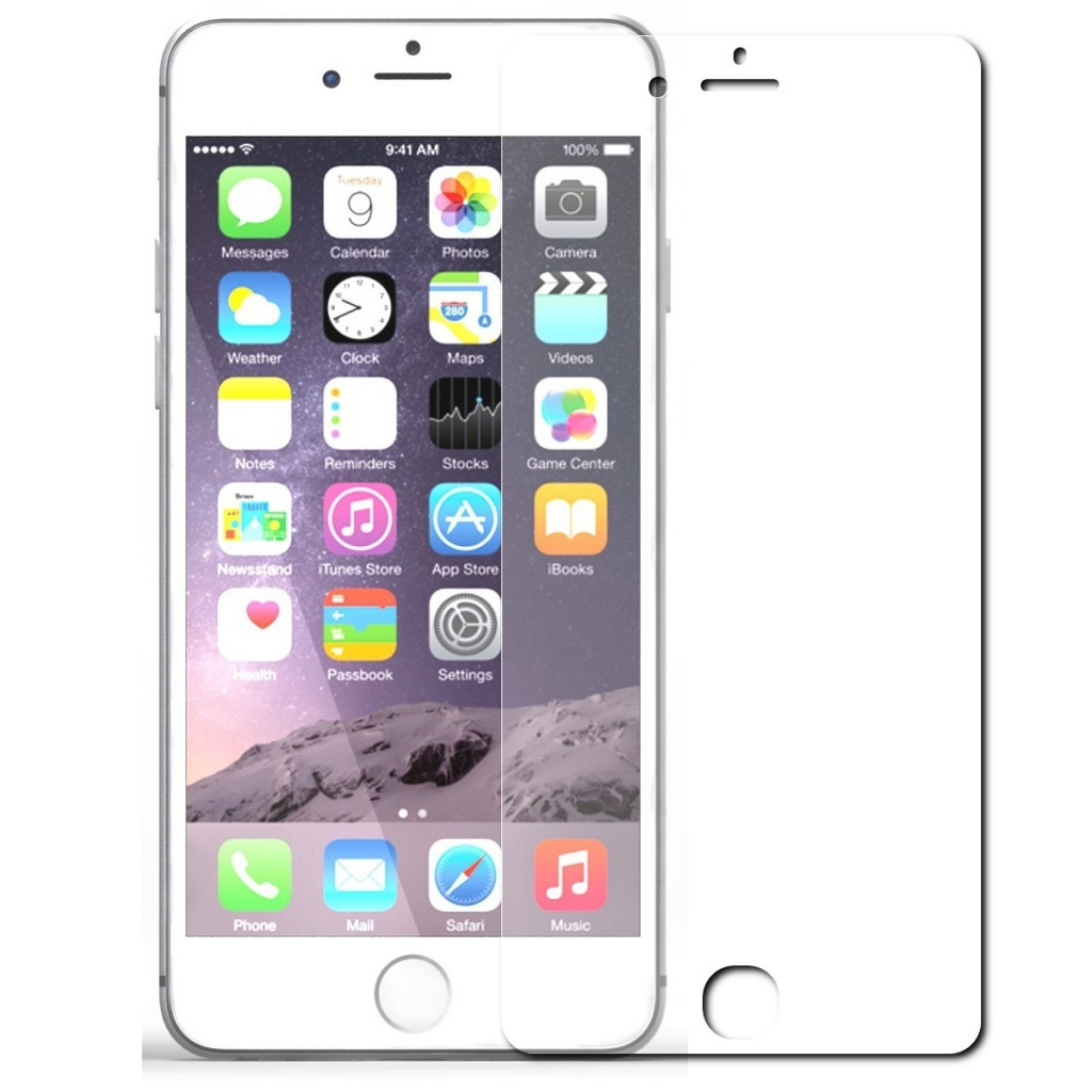 Аксессуар Защитное стекло для APPLE iPhone 7 Dekken 2.5D 9H 0.26mm 20382  - купить со скидкой