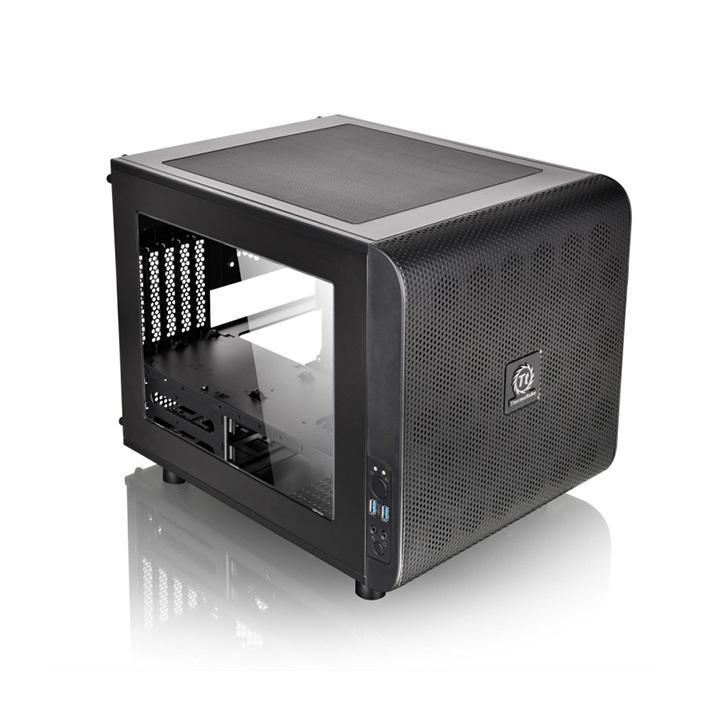 Корпус Thermaltake Core V21 Black CA-1D5-00S-1WN Core V21 CA-1D5-00S-1WN