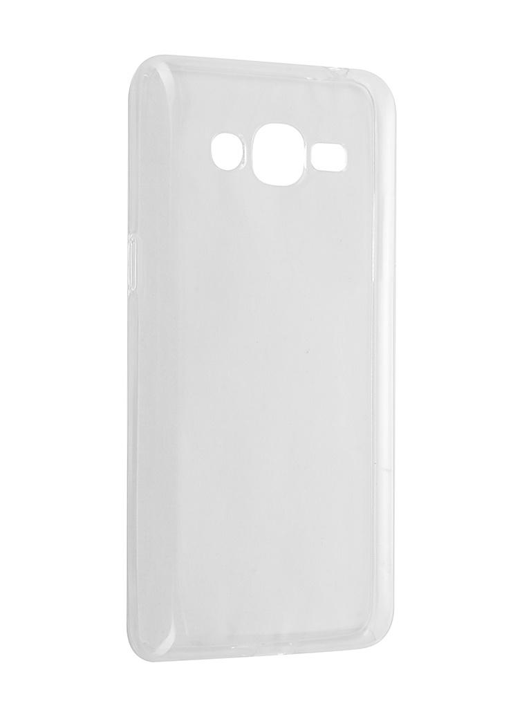 Чехол Dekken для Samsung G532 Galaxy J2 Prime 2016 Transparent 20395