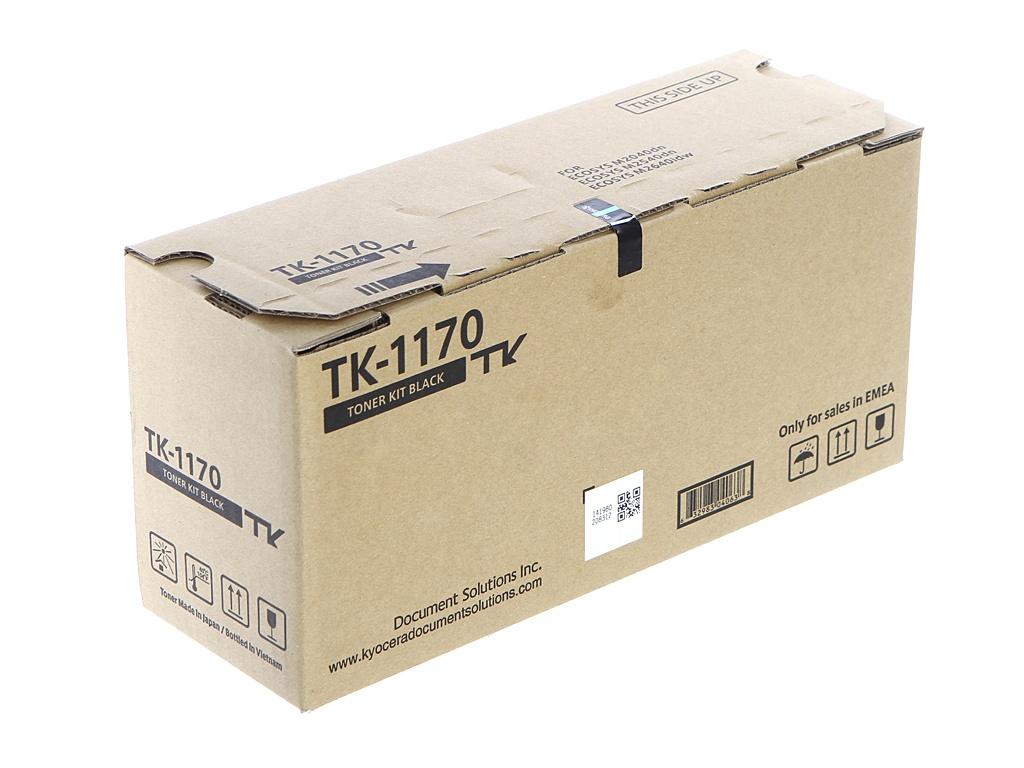 Картридж Kyocera TK-1170 для M2040DN/M2540DN/M2640IDW Black 1T02S50NL0
