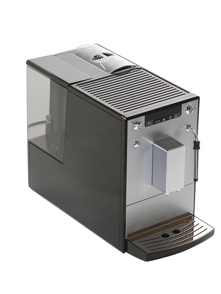 Кофемашина Melitta Caffeo Solo & Milk Silver-Black E 953-102 кофемашина melitta caffeo solo