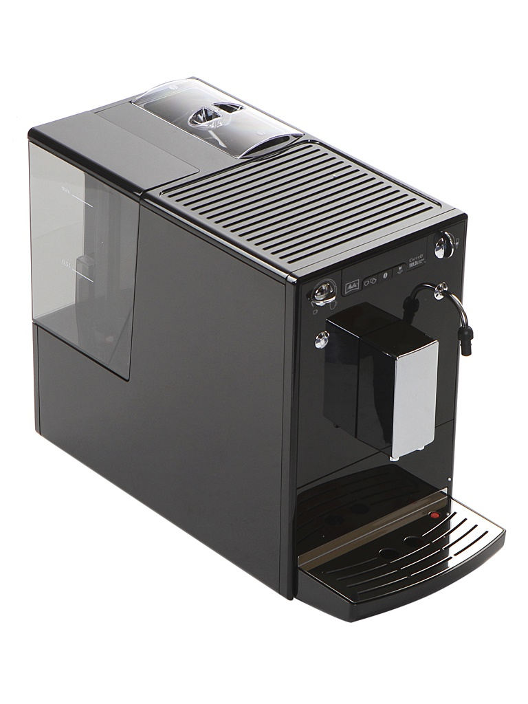 Кофемашина Melitta Caffeo Solo & Perfect Milk Black E 957-101