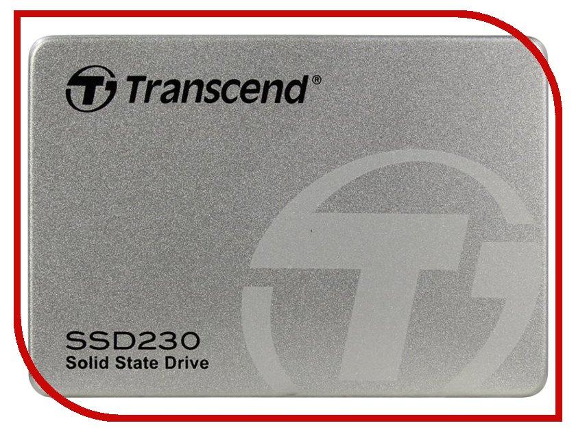 Купить Жесткий диск 128Gb - Transcend 230S TS128GSSD230S