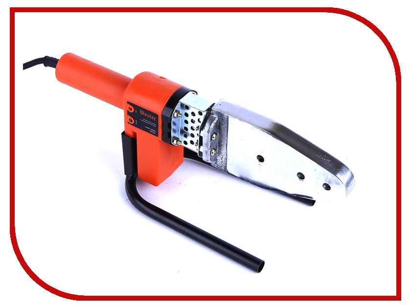 Купить Аппарат для сварки пластиковых труб Wester DWM1000B