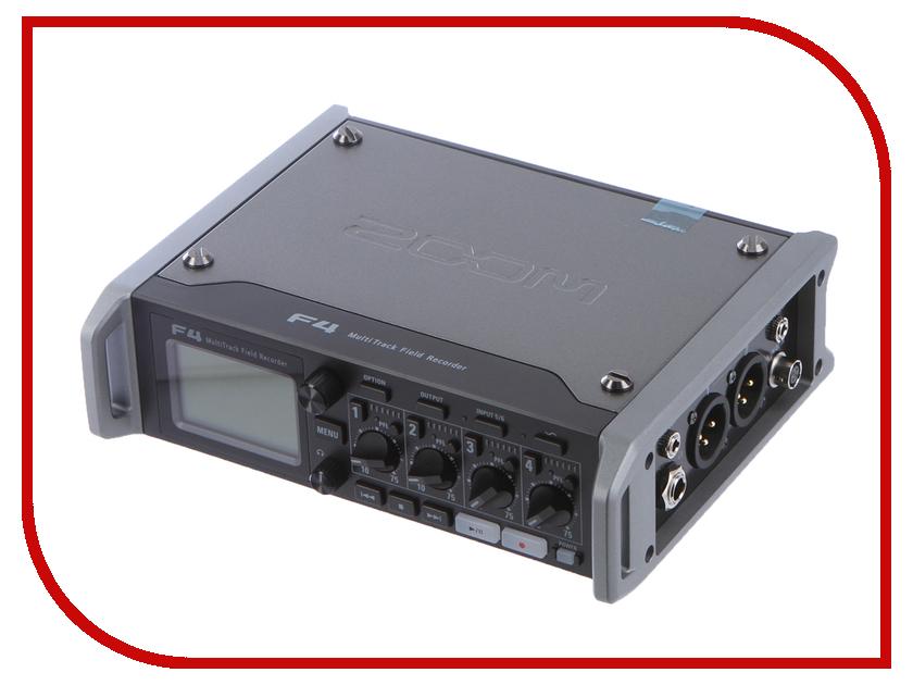 Купить Аудиорекордер Zoom F4