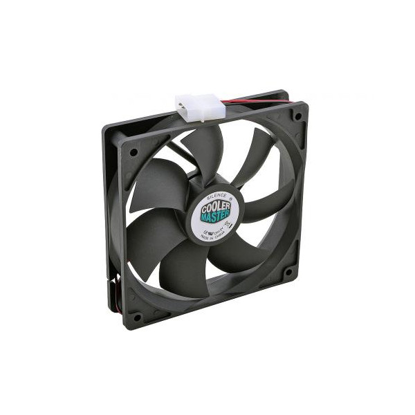 термопаста cooler master ic essential e1 1 5ml grey rg ice1 tg15 r1 Вентилятор Cooler Master 120mm NCR-12K1-GP