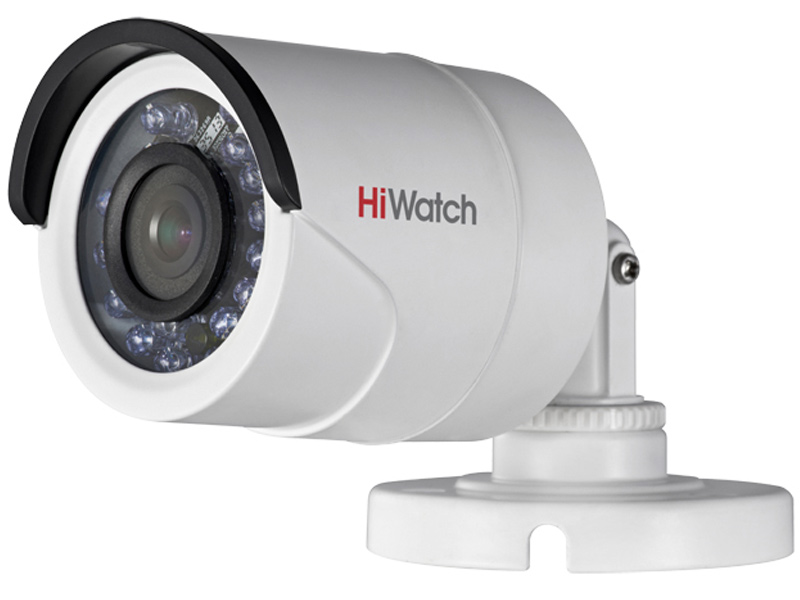 аналоговая камера hiwatch ds t251 2 8mm Аналоговая камера HiWatch DS-T100 3.6mm