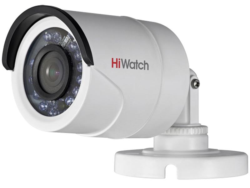 аналоговая камера hiwatch ds t251 2 8mm Аналоговая камера HiWatch DS-T100 2.8mm