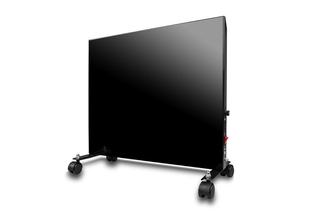 Конвектор СТН НЭБ-М-НСт 0.3 Black Gloss