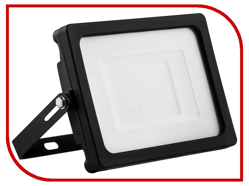 Купить Прожектор Feron LL-920 2835 SMD 30W 6400K IP65 Black 32101