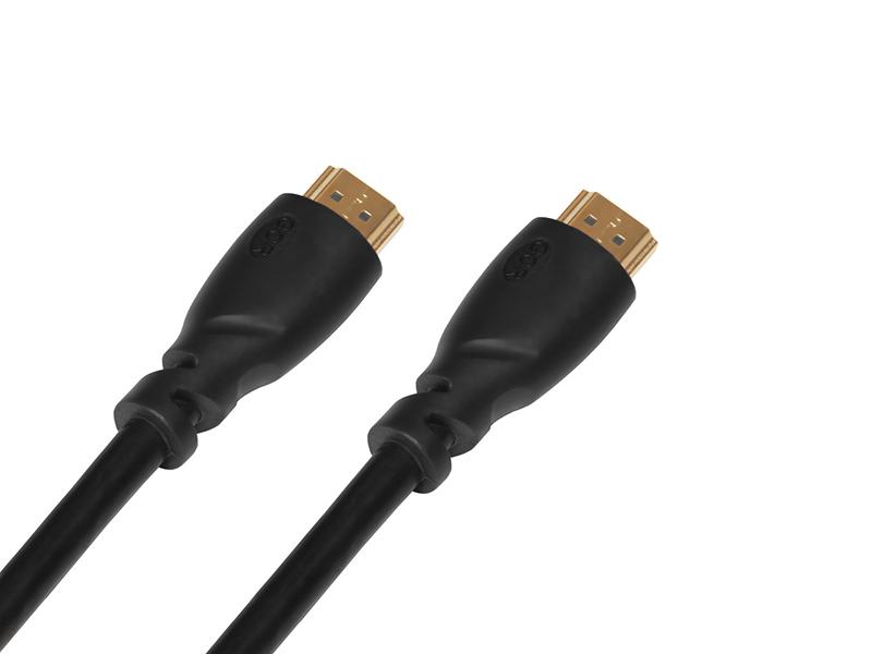 Фото - Аксессуар GCR HDMI M/M v1.4 5m Black GCR-HM310-5.0m аксессуар gcr hdmi m m v2 0 1m black red gcr hm451 1 0m