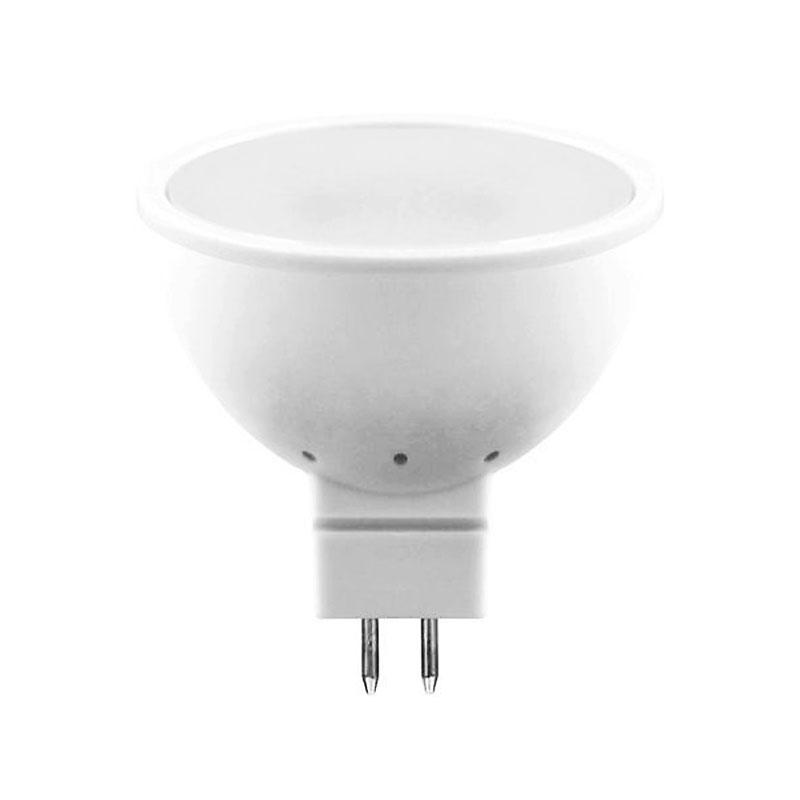 Купить Лампочка Saffit GU5.3 MR16 7W 6400K 230V SBMR1607 55029, MR16 7W 6400K 230V GU5.3