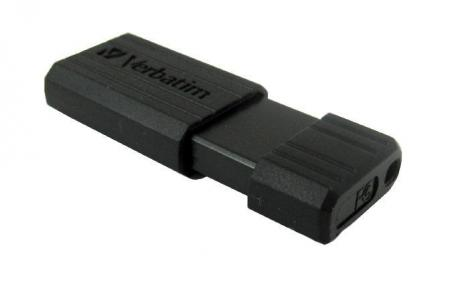 Фото - USB Flash Drive Verbatim Store 'n' Go PinStripe 32GB внешний hdd verbatim store n go 2tb 53665 space grey