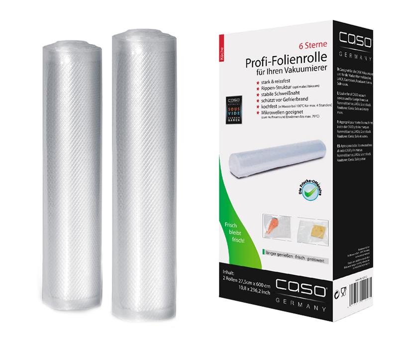 Caso Пленка 28х600 для вакуумного упаковщика