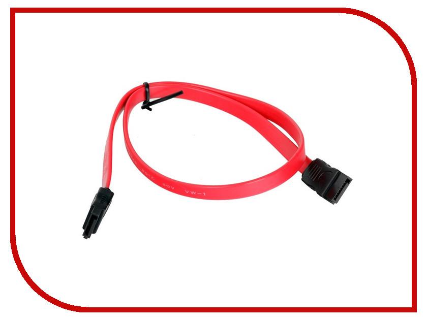 Купить Аксессуар Кабель Orient C909 50cm SATA Red