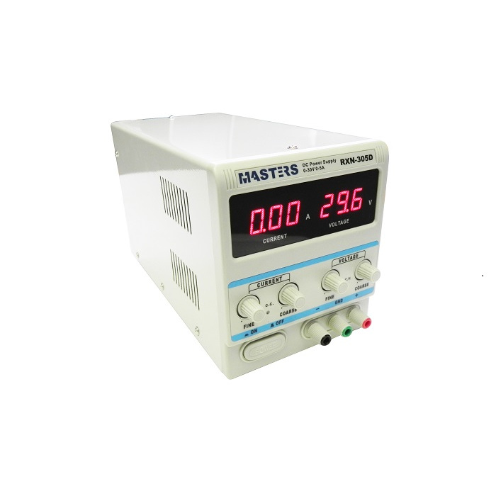 Купить Лабораторный блок питания Masters 305D