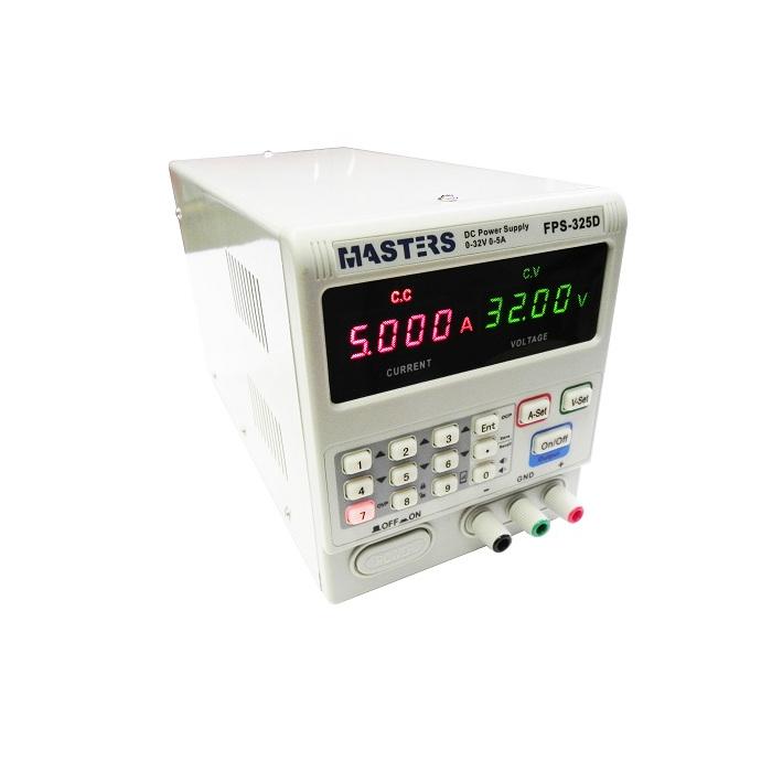 Купить Лабораторный блок питания Masters 325D