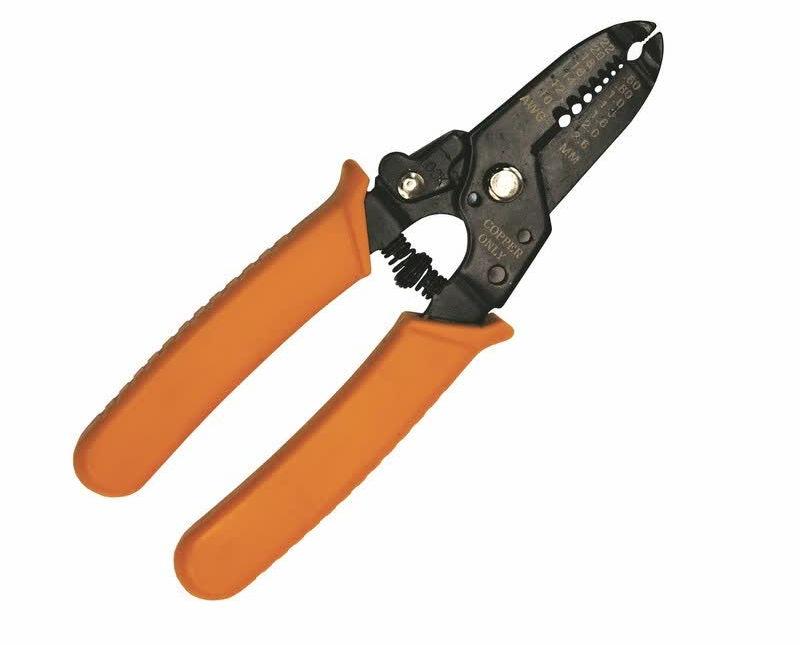 держатель третья рука rexant zd 10r с лупой 2 5x ht 390 12 0251 4 Инструмент Rexant (HT-5021/TL-5021) 12-4021 для зачистки кабеля