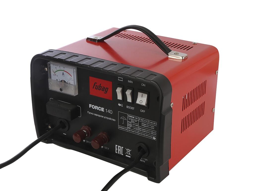 Пуско-зарядное устройство Fubag Force 140