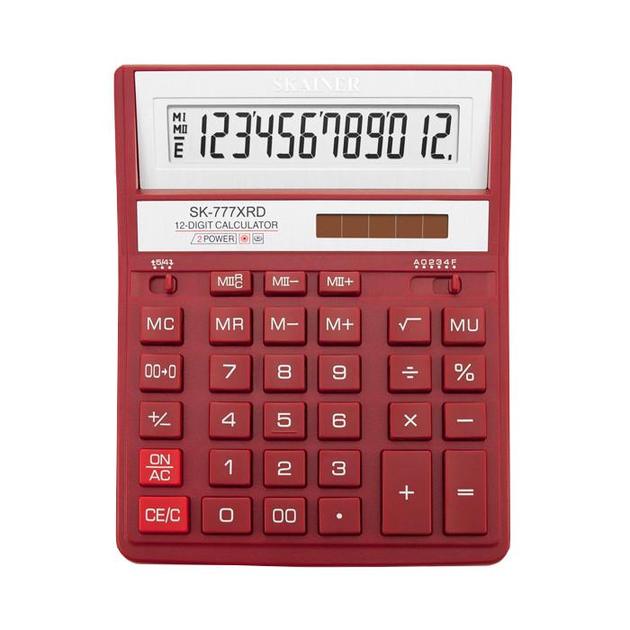 купить калькулятор citizen sdc 554s Калькулятор Skainer SK-777XRD