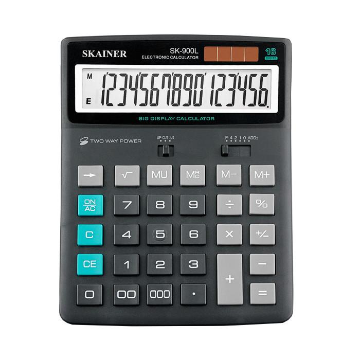 купить калькулятор citizen sdc 554s Калькулятор Skainer SK-900L