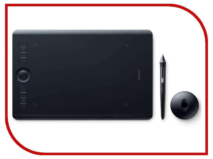 Купить Графический планшет Wacom Intuos Pro Medium PTH-660-R