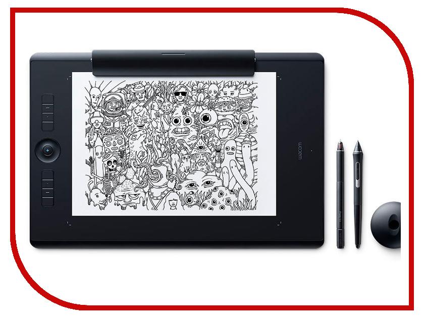 Купить Графический планшет Wacom Intuos Pro Paper Large PTH-860P-R
