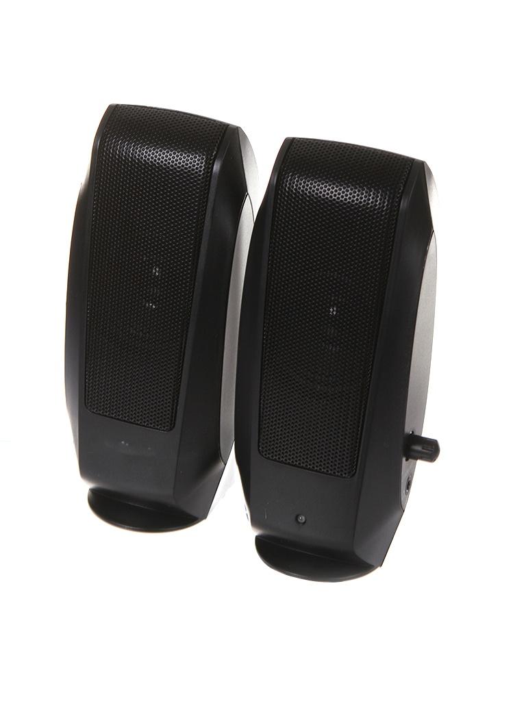 Колонка Logitech S120 Black