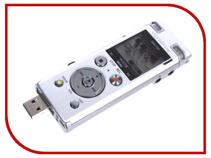 Купить Диктофон Olympus DM-720