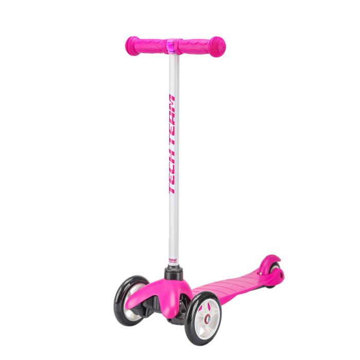 самокат tech team surf girl 2019 pink Самокат Tech Team Mini Pink