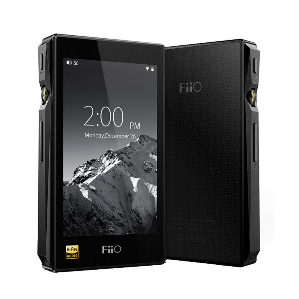 смартфон turbo x5 black 8 гб черный Плеер Fiio X5 III Black